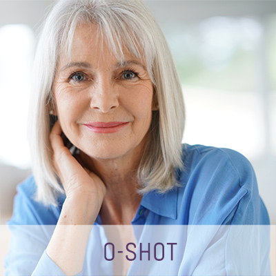 StudioEros offers a treatment for female sexual dysfunction. The revolutionary o-shot provides a quick, easy and relatively painless procedure to restore female sexual health.