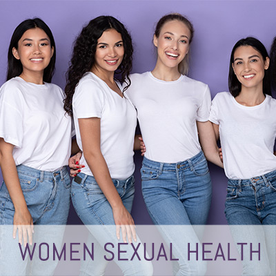 Women's Sexual Health Questions and Answers. Do you have questions about your sexual health? Come to StudioEros with all of your sexual health concerns!